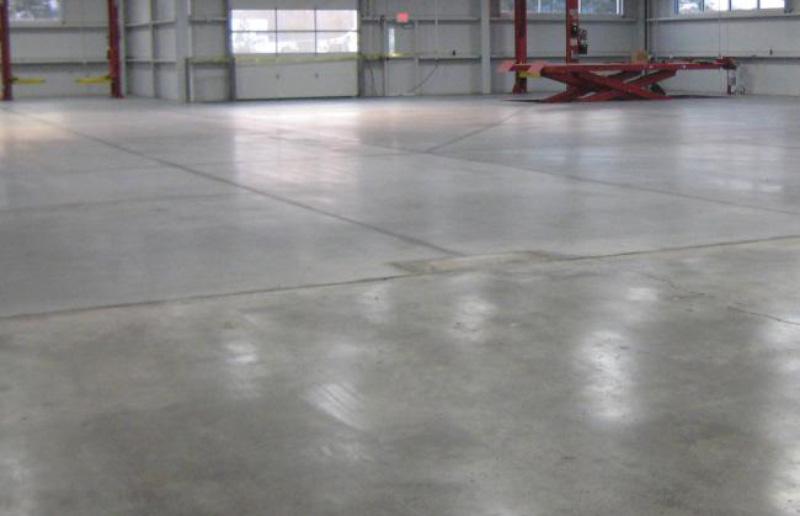 Concrete Garage Floor Sealers