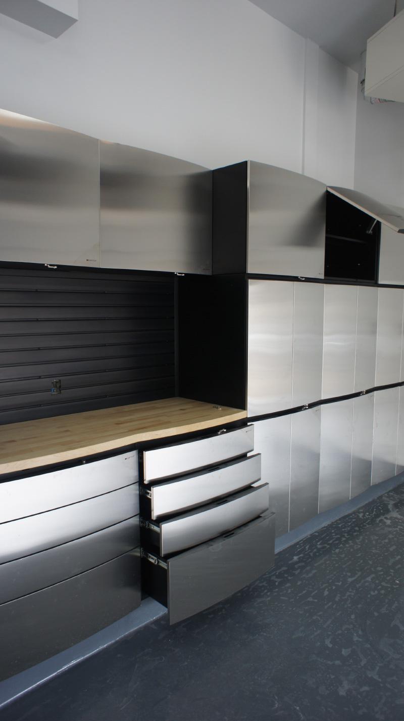 Contur Garage Cabinets