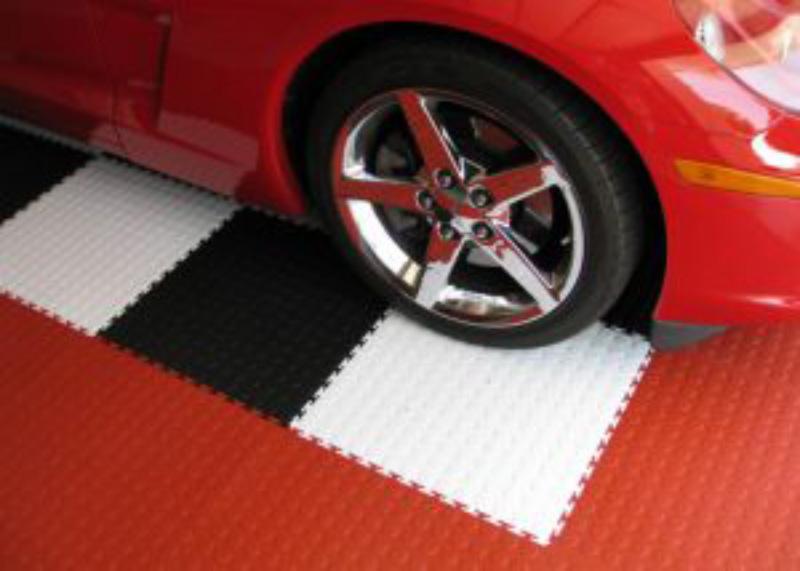 Perfection Garage Floor Tiles