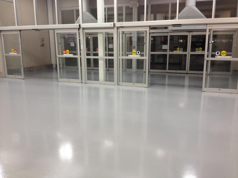 Sparta Guard garage flooring
